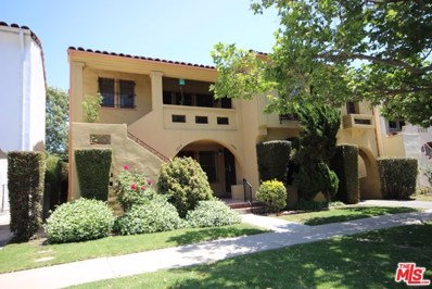 1056 S Crescent Heights, Los Angeles, CA 90035 - MLS#: 18345022