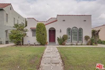 1158 S Hudson Avenue, Los Angeles, CA 90019 - MLS#: 18345036