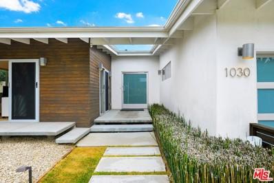 1030 S Burnside Avenue, Los Angeles, CA 90019 - MLS#: 18345068