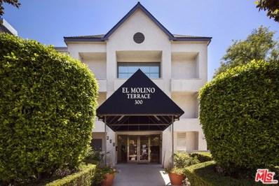 300 N El Molino Avenue UNIT 202, Pasadena, CA 91101 - MLS#: 18345134