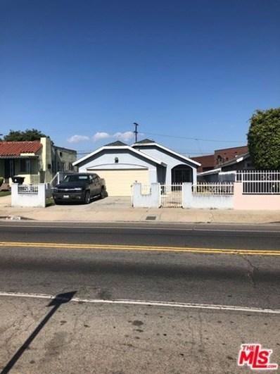 6026 S Van Ness Avenue, Los Angeles, CA 90047 - MLS#: 18345308