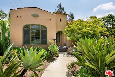 758 N Las Palmas Avenue, Los Angeles, CA 90038 - MLS#: 18345438