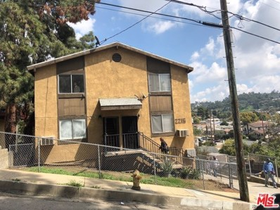 2215 Cazador Drive, Los Angeles, CA 90065 - MLS#: 18345502