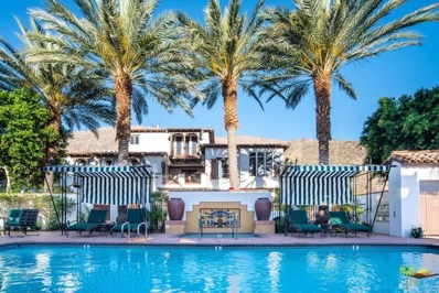 212 Calle Tranquillo, Palm Springs, CA 92262 - MLS#: 18345618PS
