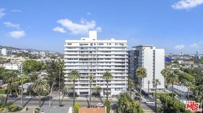 838 N Doheny Drive UNIT 807, West Hollywood, CA 90069 - MLS#: 18346372