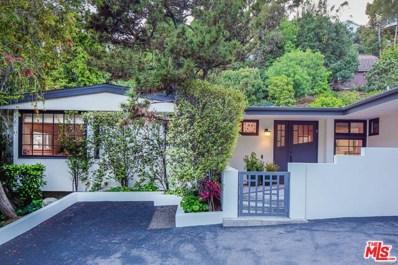 1563 N DOHENY Drive, Los Angeles, CA 90069 - MLS#: 18346444