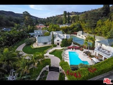 9555 Heather Road, Beverly Hills, CA 90210 - MLS#: 18346902