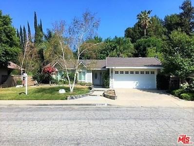 25582 Serena Drive, Valencia, CA 91355 - MLS#: 18347272