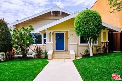 1015 S GRAMERCY Drive, Los Angeles, CA 90019 - MLS#: 18347322