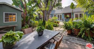 1434 N Spaulding Avenue, Los Angeles, CA 90046 - MLS#: 18347668