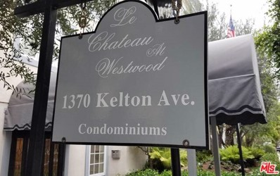 1370 KELTON Avenue UNIT 205, Los Angeles, CA 90024 - MLS#: 18348228