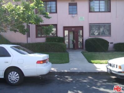 4067 S ABOURNE Road UNIT D, Los Angeles, CA 90008 - MLS#: 18348290