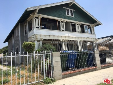 239 W 43RD Street, Los Angeles, CA 90037 - MLS#: 18348452