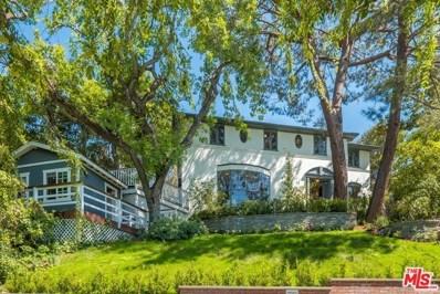 3410 WONDER VIEW Drive, Los Angeles, CA 90068 - MLS#: 18348582