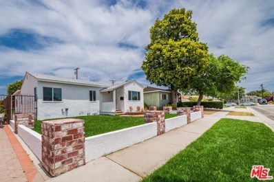 5017 W 123RD Place, Hawthorne, CA 90250 - MLS#: 18348626