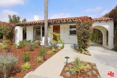 1710 S Garth Avenue, Los Angeles, CA 90035 - MLS#: 18348774