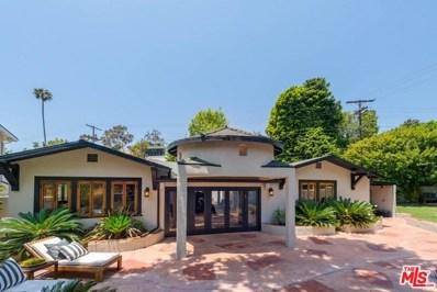 421 W CHANNEL Road, Santa Monica, CA 90402 - MLS#: 18349150