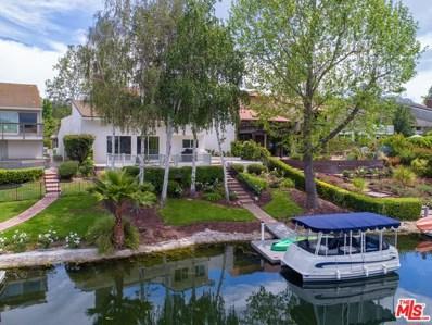 3813 MAINSAIL Circle, Westlake Village, CA 91361 - MLS#: 18349812