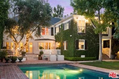 1162 N WETHERLY Drive, West Hollywood, CA 90069 - MLS#: 18350004