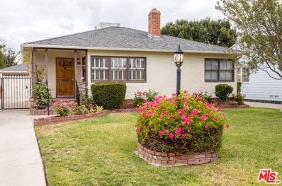 5816 COLUMBUS Avenue, Sherman Oaks, CA 91411 - MLS#: 18350026
