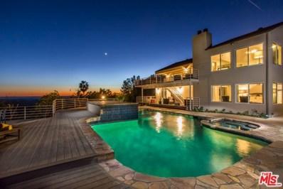 32700 VISTA DE LOS ONDAS Street, Malibu, CA 90265 - MLS#: 18350248