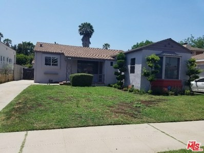 4017 CHERRYWOOD Avenue, Los Angeles, CA 90008 - MLS#: 18350314