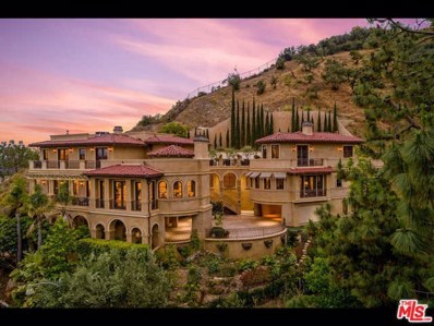 1744 STONE CANYON Road, Los Angeles, CA 90077 - MLS#: 18350340