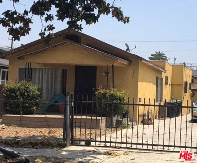 8926 Orchard Avenue, Los Angeles, CA 90044 - MLS#: 18350544