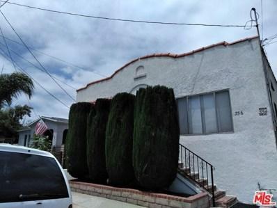 356 W 13TH Street, San Pedro, CA 90731 - MLS#: 18350594