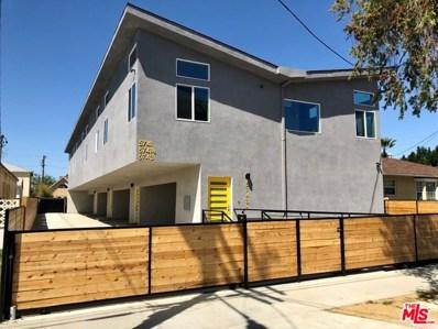 5743 Case Avenue UNIT 1\/2, North Hollywood, CA 91601 - MLS#: 18350678