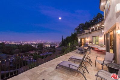 1650 Marlay Drive, Los Angeles, CA 90069 - MLS#: 18351028