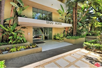 1200 N Flores Street UNIT 210, West Hollywood, CA 90069 - MLS#: 18351094