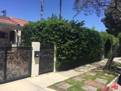 8719 Bonner Drive, West Hollywood, CA 90048 - MLS#: 18351248