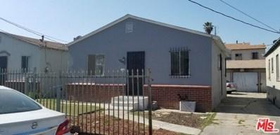 1041 W 108TH Street, Los Angeles, CA 90044 - MLS#: 18351506