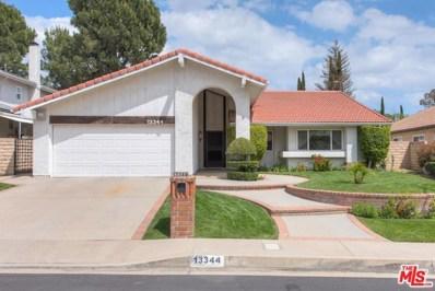 13344 Golden Valley Lane, Granada Hills, CA 91344 - MLS#: 18351606