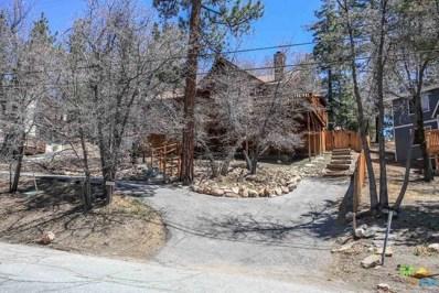 1259 Siskiyou Drive, Big Bear, CA 92315 - MLS#: 18351714PS