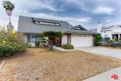 15015 S Kingsley Drive, Gardena, CA 90247 - MLS#: 18351842