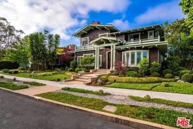 601 EL MEDIO Avenue, Pacific Palisades, CA 90272 - MLS#: 18351924