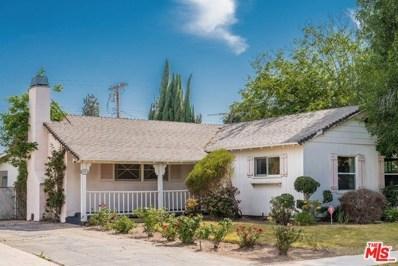 17110 TRIBUNE Street, Granada Hills, CA 91344 - MLS#: 18352134