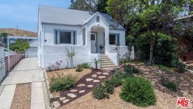 1887 N Avenue 52, Los Angeles, CA 90042 - MLS#: 18352256