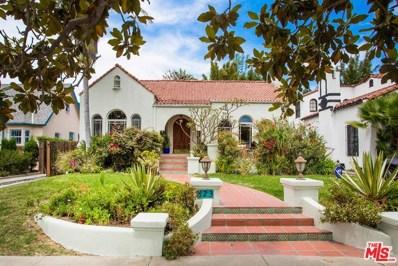 823 S CITRUS Avenue, Los Angeles, CA 90036 - MLS#: 18352424