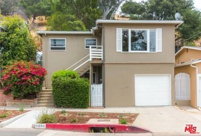 4864 La Roda Avenue, Los Angeles, CA 90041 - MLS#: 18352436