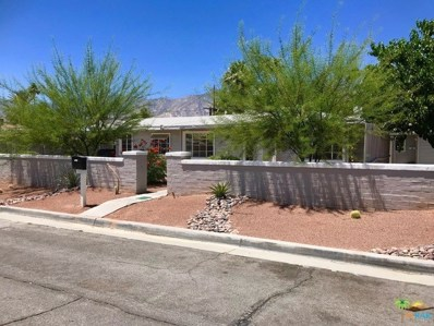 677 S MOUNTAIN VIEW Drive, Palm Springs, CA 92264 - MLS#: 18352708PS