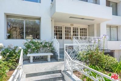 412 N Palm Drive UNIT 301, Beverly Hills, CA 90210 - MLS#: 18352962