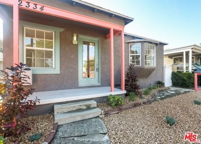 2334 34TH Street, Santa Monica, CA 90405 - MLS#: 18353034