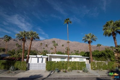12 WARM SANDS Place, Palm Springs, CA 92264 - MLS#: 18353148PS