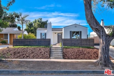 3731 W 59TH Street, Los Angeles, CA 90043 - MLS#: 18353226