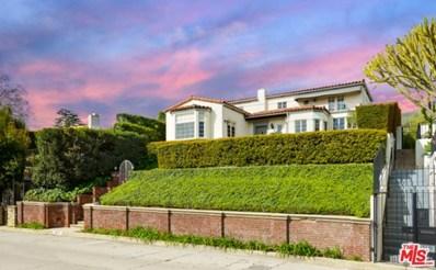 2277 MORENO Drive, Los Angeles, CA 90039 - MLS#: 18353504