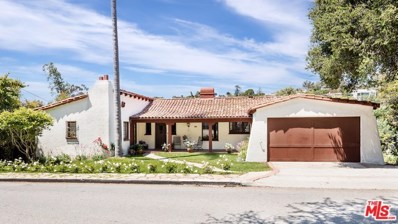401 MESA Road, Santa Monica, CA 90402 - MLS#: 18353614