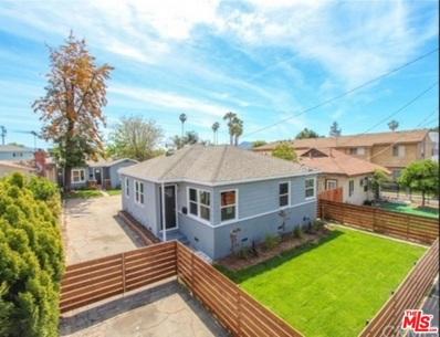 5700 Fulcher Avenue, North Hollywood, CA 91601 - MLS#: 18353734